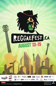 ReggaeFest 2015 Poster