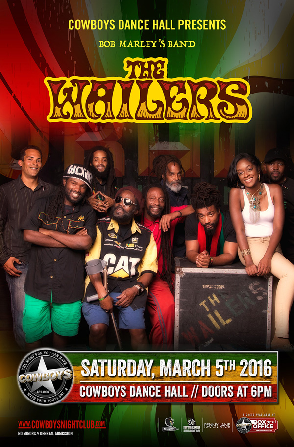 The Wailers Poster web